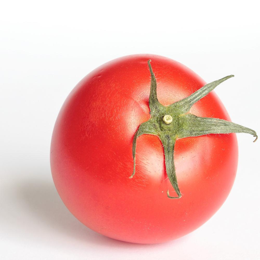 大玉トマト《ナチュラル》2玉 [特]