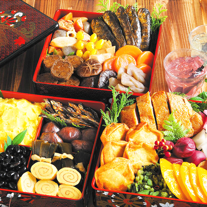 招福山菜おせち