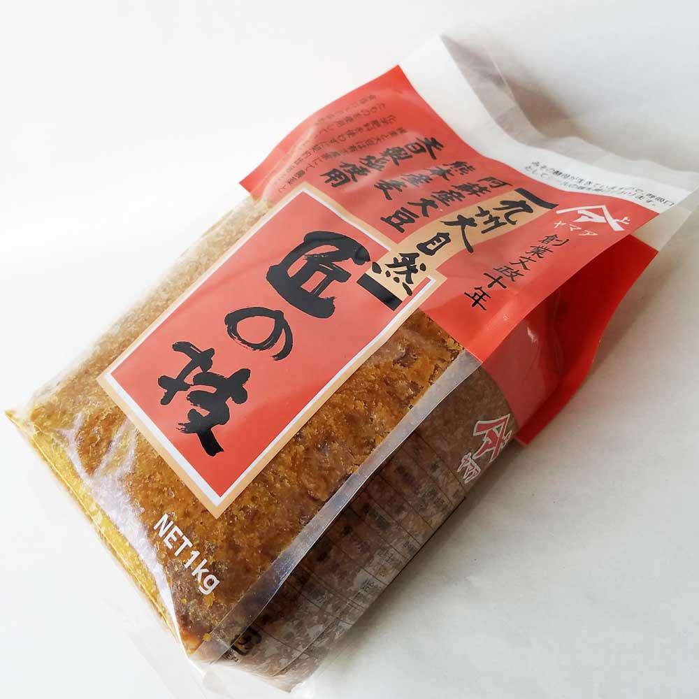 無添加 麦味噌《匠の技》1袋(1kg)