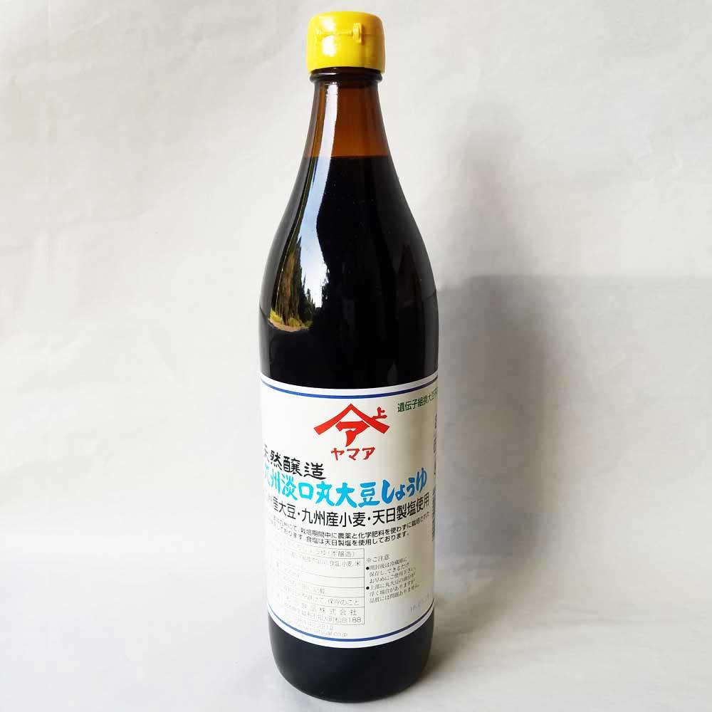 丸大豆醤油(うすくち)900ml