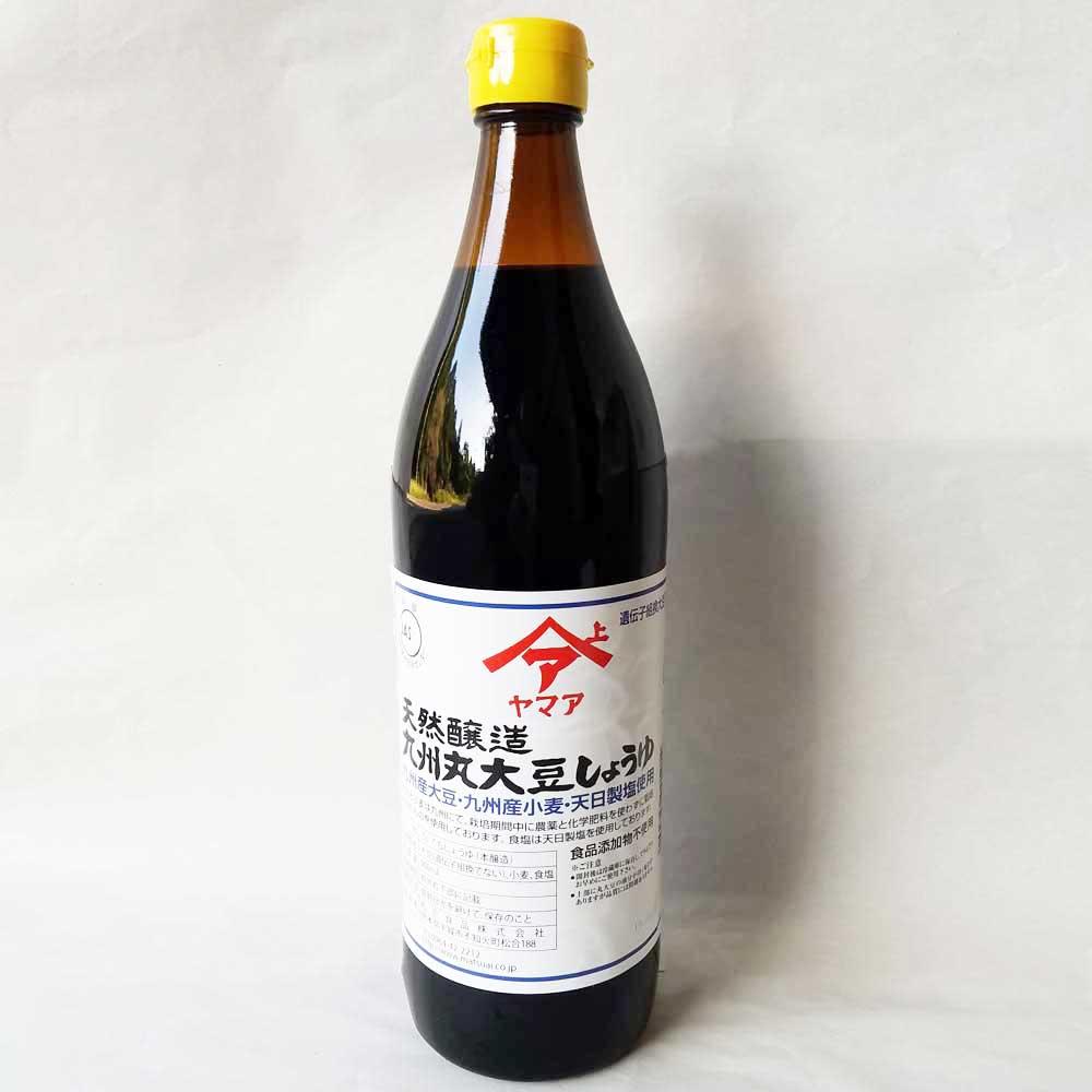 丸大豆醤油(こいくち)900ml