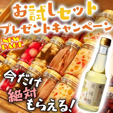 元気野菜《お試しセット》リニューアル記念☆限定プレゼント